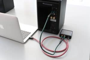 How to connect Bluetooth speaker to laptop with a USB cable