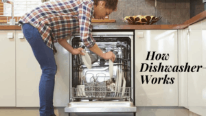 how dishwasher works