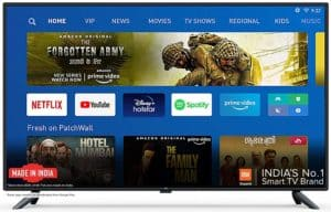 Mi TV 50 Inches 4K Ultra HD Android LED TV