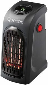 QONETIC Electric Handy Room Heater