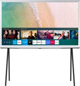 Samsung The Serif Series 55 inches 4K Ultra HD Smart QLED TV