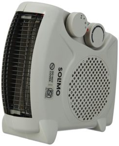 Solimo 2000 Watt Room Heater ( beige color)