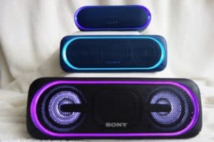 How to connect Sony extra bass Bluetooth speaker to a laptop