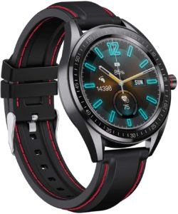 CrossBeats Trak Bluetooth SmartWatch (Compatible with iPhone Samsung Android)