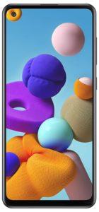 Samsung A21s Galaxy (Black)