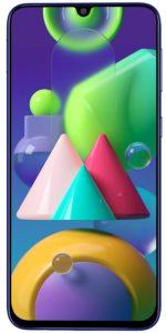 Samsung Galaxy M21 with 64 GB Storage