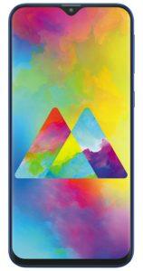 Samsung M20 Galaxy Series (Ocean Blue)