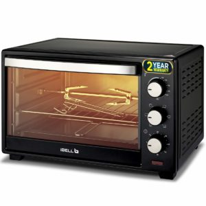 iBell Premium Electric OTG with Rotisserie; Best OTG in India reviews