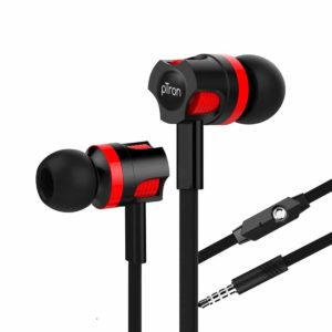 pTron HBE5 Raptor in-Ear Stereo Sound Wired Headphones