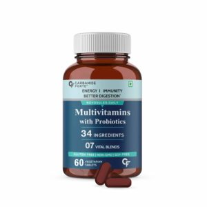 Carbamide Forte Multivitamins With Probiotics