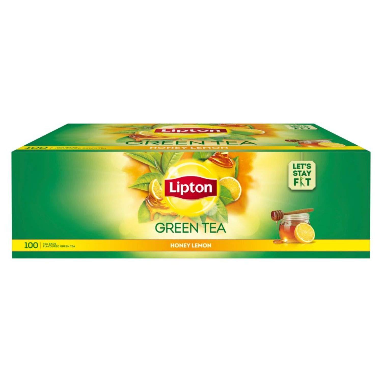 Lipton Honey Lemon Green Tea