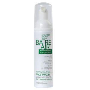 Bareair Foaming Cleanser Face Wash