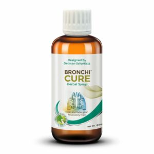 Green Cure Bronchicure Herbal Lung Care syrup