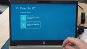How To Format Hp Laptop Windows 8