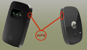 How to connect Jiofi to laptop using WPS