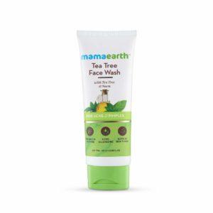 Mamaearth Natural Face Wash