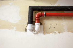 how to connect gas pipe to stove india