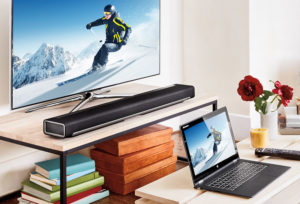 how to connect set top box to laptop