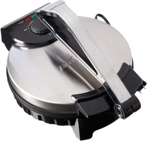 how to make chapati in roti maker