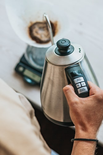 how to make tea in electric kettle