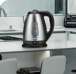 Method of boiling the egg in an electric kettle